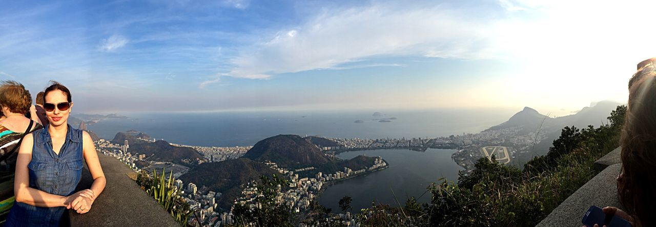 Rio De Janeiro Eyeem Fotos Collection⛵ EyeEm Selects Sky Water Beauty In Nature Cloud - Sky Scenics - Nature Mountain Sea Mountain Range #urbanana: The Urban Playground