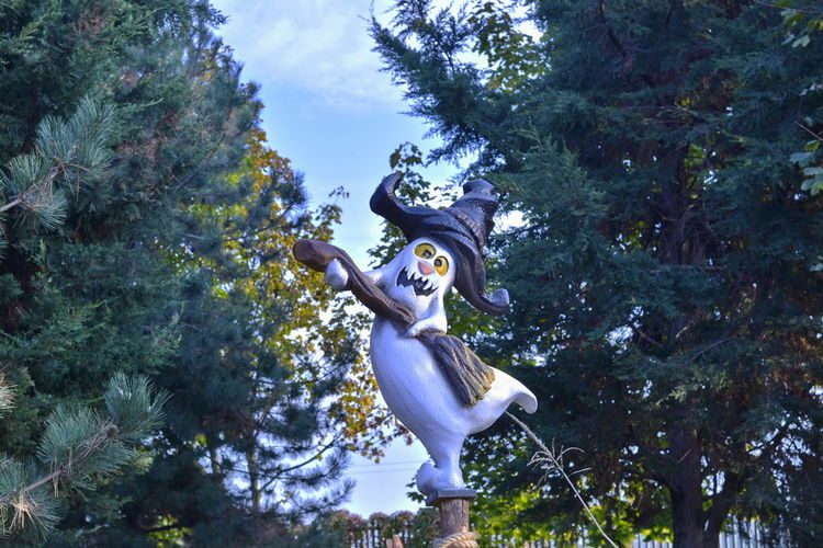 another phantom Sculpture Statue Representation Art And Craft No People Outdoors Witch Phantom