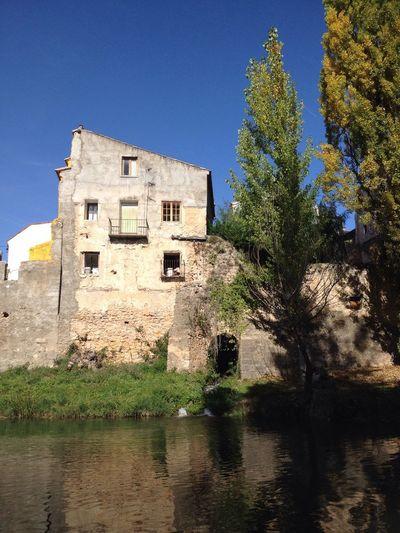 Río Tajo. Viaje A La Alcarria