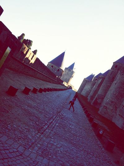 Castles Looking For New Destinations Magical Places MedievalTown carcassone / france
