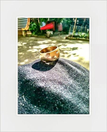 My mom's Beautiful ♡ Wedding Ring Keepsake