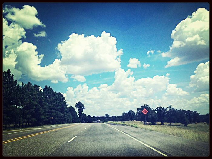 Home is now behind you, the world is now ahead - Gandalf On The Road Travelling Clouds And Sky Daydreaming