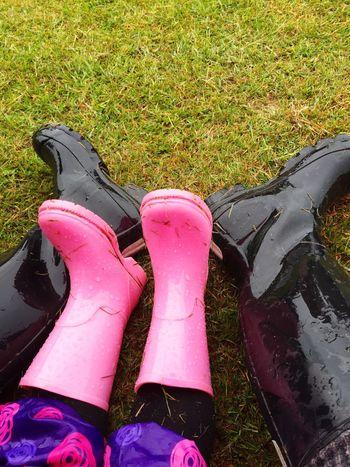 ElsenhamVillageFete PunchandJudy Hunters Rain MommysGirl First Eyeem Photo