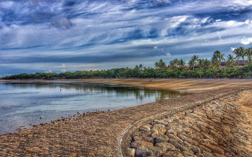 Relaxing Taking Photos HDR Landscape