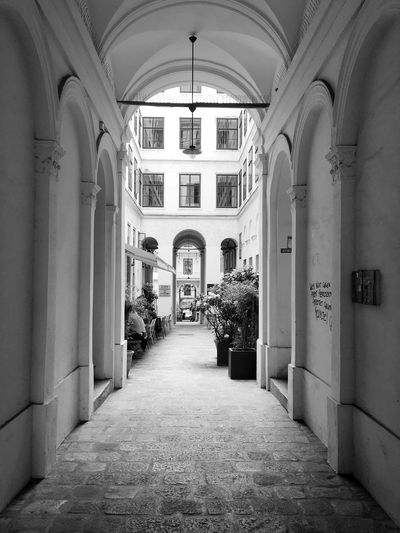 Architecture Built Structure Arch Building Direction Architectural Column The Way Forward No People Arcade Corridor Building Exterior Lighting Equipment Day Window Outdoors Empty Door Place Of Worship Entrance Ceiling Colonnade Electric Lamp Alley Arched