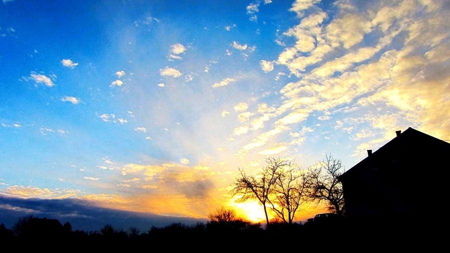 Sunset Sunsetporn Sunset #sun #clouds #skylovers #sky #nature #beautifulinnature #naturalbeauty #photography #landscape
