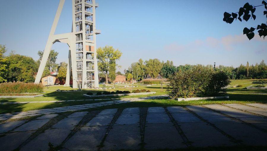 Beatyfull place i Footpath Garden Path Tranquilityin Chorzów Polska First Eyeem Photo