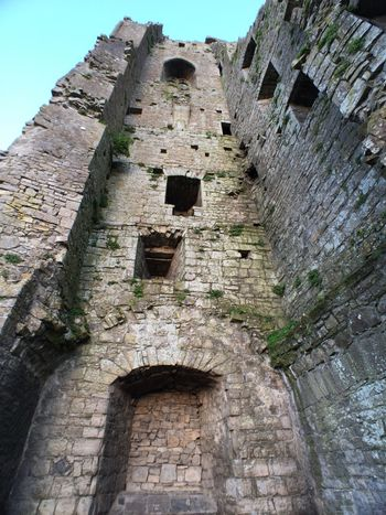 Architecture Building Exterior Built Structure Clock Day Historical Building History Ireland Irish Low Angle View No People Outdoors Sky Sunlight Time Travel Travel Destinations