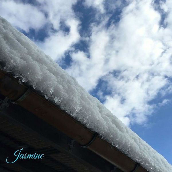 Snow Sky Ovindoli White White Snow The Sky Is Blue First Eyem Photo Photooftheday Photography Picoftheday Beautiful Nature Natural Beauty Detail