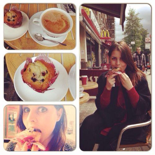 Breakfast Muffin Simply Me London
