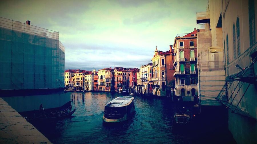 Venedig Enjoying Life Vacation2015 Architecture_collection River View Venice Vaporetto Hello World ArtInMyLife EyeEm Best Shots Citylife