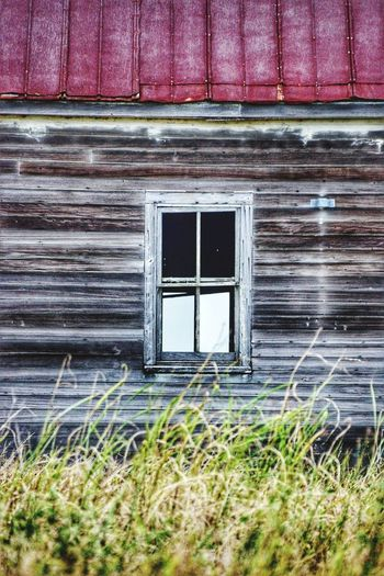Window Architecture Window Built Structure Door Building Exterior No People Day Outdoors Grass Close-up South Louisiana Farmhouse House Neglected Architecture Deterioration Abandoned Buildings Abandoned & Derelict Rustic Style Tin Roof