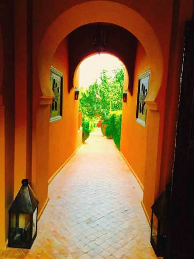 Doorway Architectural Detail