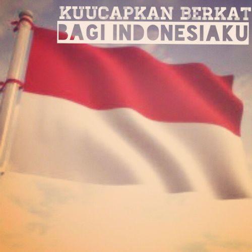 Ayo anak bangsa berkati Indonesia kita... besok bangsa kita ulang tahun, mari tunjukan rasa banggamu menjadi bagian dari negeri ini dengan prestasi dan dampak yang baik... Dear God please heal our land, we humble and pray for Your Favor to our nation, amen. INDONESIA Indonesiaku Dirgahayuindonesia Ilovemynation akucintaindonesia berkatbagibangsa doa doabagibangsa prayer prayforthenation blessourland gbipeacecenter