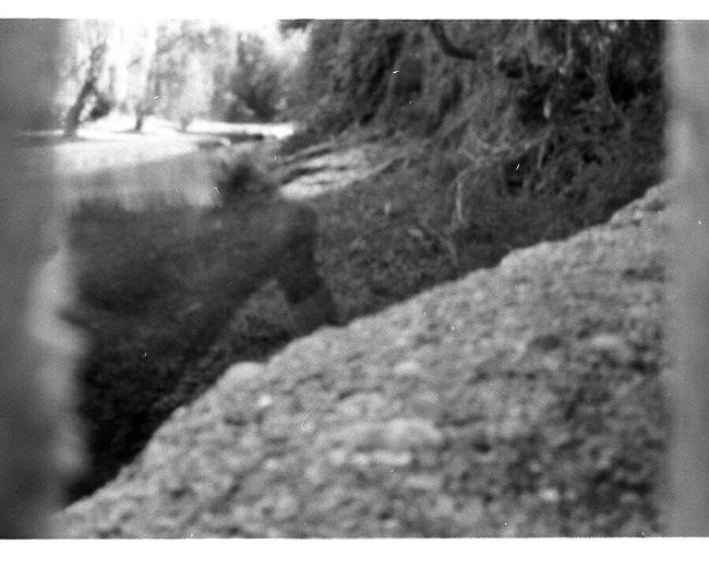 Outdoors Day Nature Camera Estenopeica Estenopeica Analogue Photography No People Black And White Fotografía Analógica 35mm Blanco Y Negro