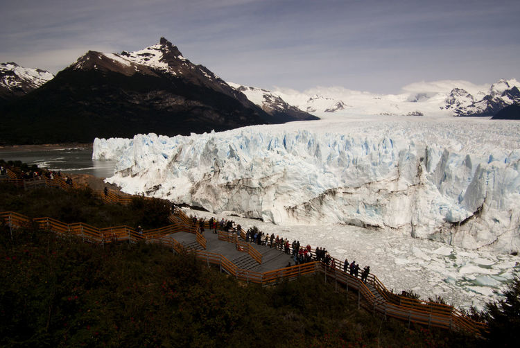 El Calafate Latin America Moreno Glacier National Park South America. Tourist Attraction  World Heritage Argentina Photography Cold Cold Temperature Environment Glacier Ice Landscape Melting Mountain Nature Patagonia Argentina Scenery Water