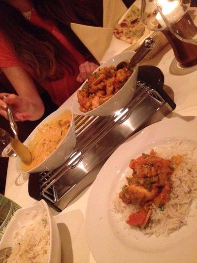 Indisch essen zum Jahrestag Indian Food Food Jahrestag Love Girlfriend Indisch