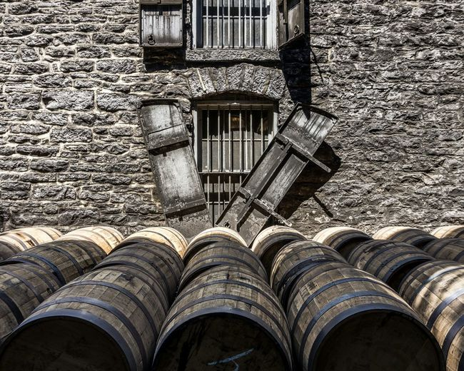 Woodford Reserve Bourbon Distillery shot with my Sony a6000. Showcase June Bourbon Trail Bourbon Whiskey Kentucky  Sony A6000 Sony Sonyalpha Woodfordreserve Woodford Wood Architecture Ky Window Bourbon Barrels Bricks Stone Wall HDR Hdrphotography