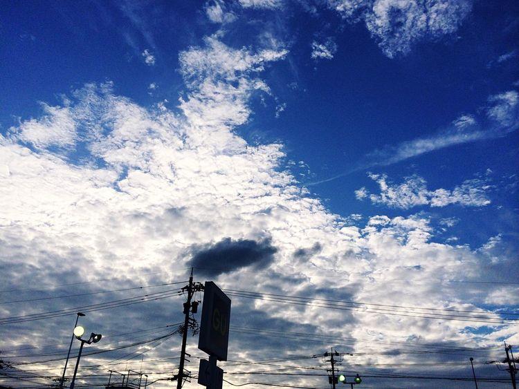 空 Nature_collection Sky Sky_collection EyeEnNatureLover Nature Photography Clouds And Sky Japan Photography Check This Out Town