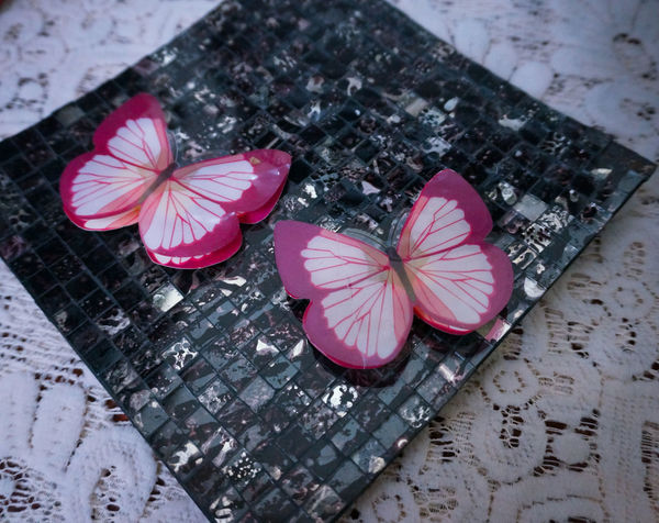 These look Gorgeous 🦋 😍 🎨 Papillon Butterfly Artificial Insect Pink Beautiful Toys Figurine  High Angle View MnM MnMl Mnmlsm Minimalism Minimal Minimalistic Minimalmood Minimalist Minimalobsession Minimalart Minimalarchy Mobilephotography Shootermag Art Artful