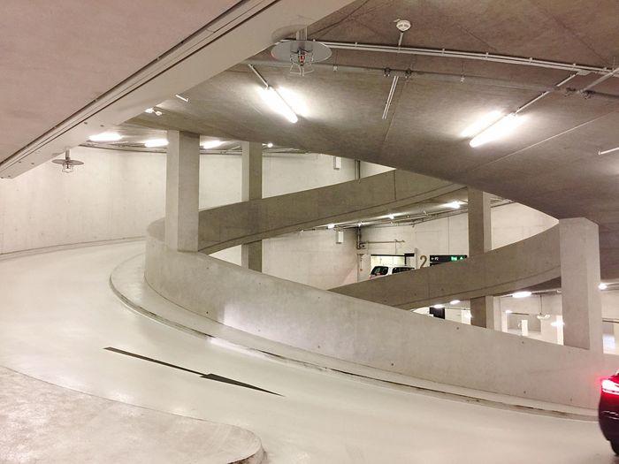 Park House Philharmonic Hamburg Indoors  Architecture Illuminated Built Structure Lighting Equipment Transportation Ceiling