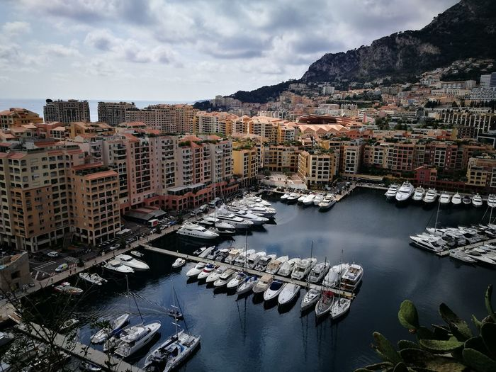 The City Of Monte Carlo, France