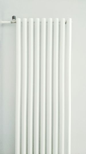 Close-up of radiator