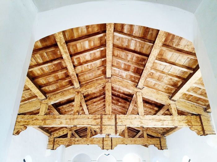 Architecture No People Joists History Presidio Of San Diego Junipero Serra Museum Old Town San Diego Close-up Looking Up Wood Rustic Beams The Architect - 2017 EyeEm Awards