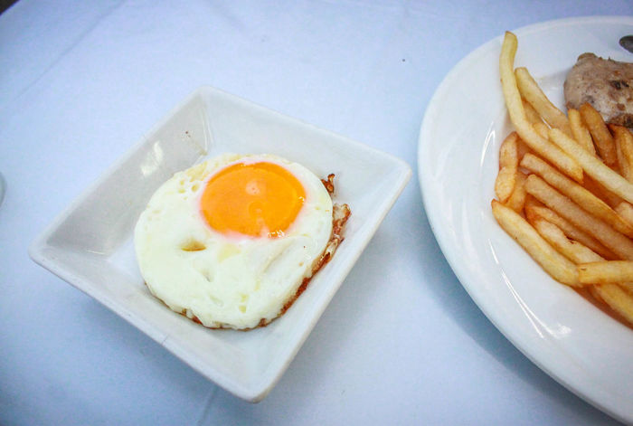 Breakfast Close-up Egg Yolk Focus Object Food Food And Drink Fried Egg Maximum Closeness ShareTheMeal Always Be Cozy