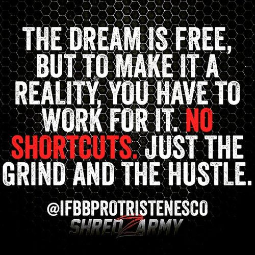 True for sure Ifbb Olympia Roadtosuccess Workout Shredded Musclemag Hustleup👌👍