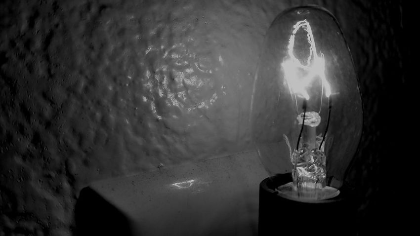 A light in the dark. Lighting Interior Black And White Light And Shadow Light And Dark Showcase: February EyeEm Best Shots Up Close Composition