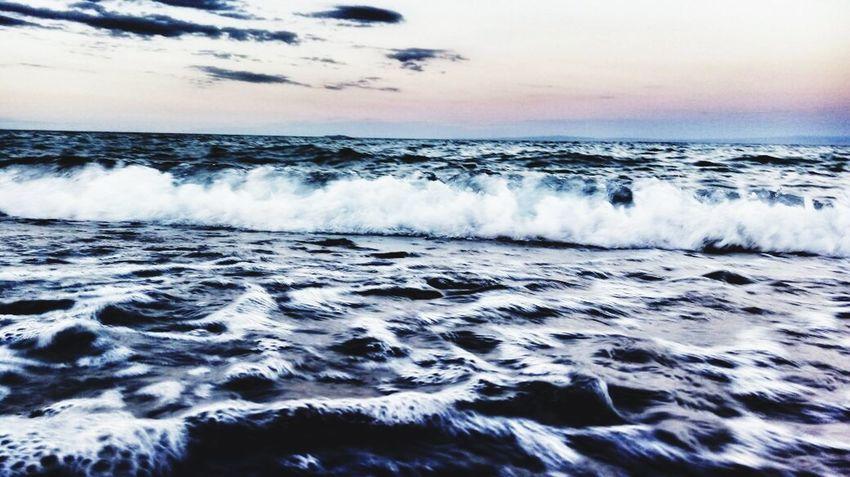 о. Алаколь Казахстан фон озеро вода Sea Beauty In Nature Wave Nature Sunset Scenics Sky
