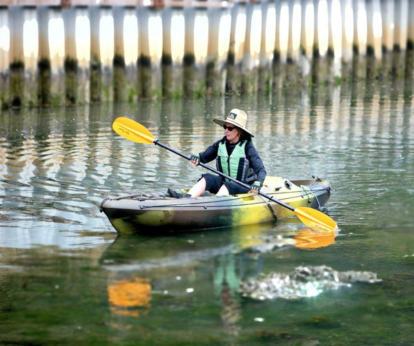 Kayaking the Albion River 2 Over50 Thenewretirement The Great Outdoors - 2018 EyeEm Awards Athlete Rowing Water Oar Nautical Vessel Kayak Sport Sportsman Adventure Sport Rowing Paddling Life Jacket The Traveler - 2018 EyeEm Awards