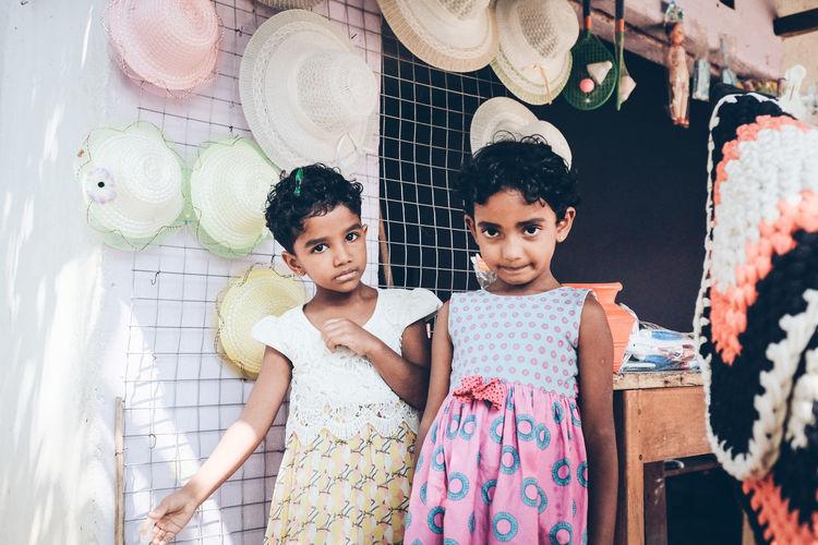 Children Fujifilm Fujifilm_xseries Girls SriLanka Travel Travel Photography X100t The Portraitist - 2017 EyeEm Awards