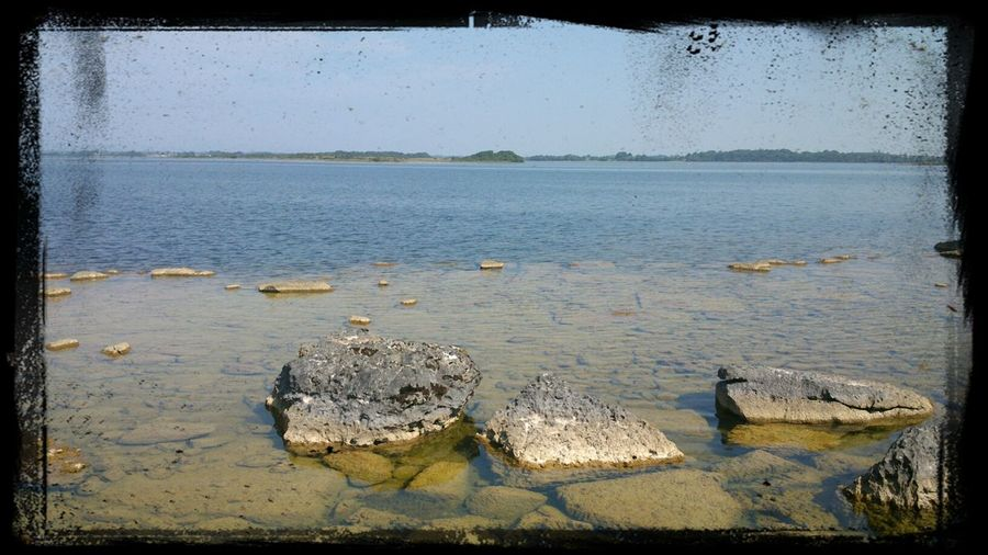 Lough Corrib after some hot days Hanging Out