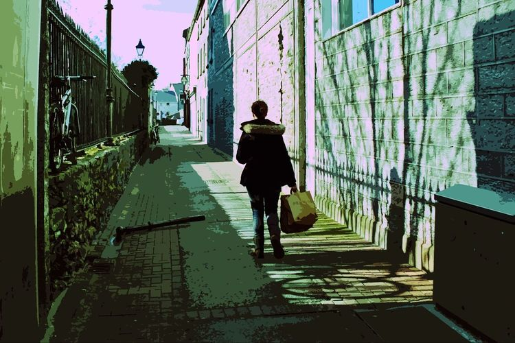 Galway alley