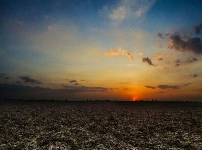 Landscape Sunset HDR Luminous Colors Vivekv978 Taking Photos Urban Landscape Photography Check This Out
