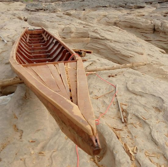 Boat Wood Boat
