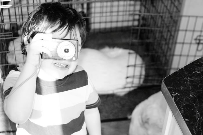 Starting young Photography Canon Panasonic  Taking Photos Streamzoofamily Cheese! Photooftheday Family Son
