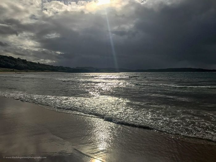 Approaching Storm Water Sky Sea Cloud - Sky Land Scenics - Nature Beach The Great Outdoors - 2018 EyeEm Awards