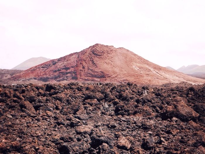 Red Volcan