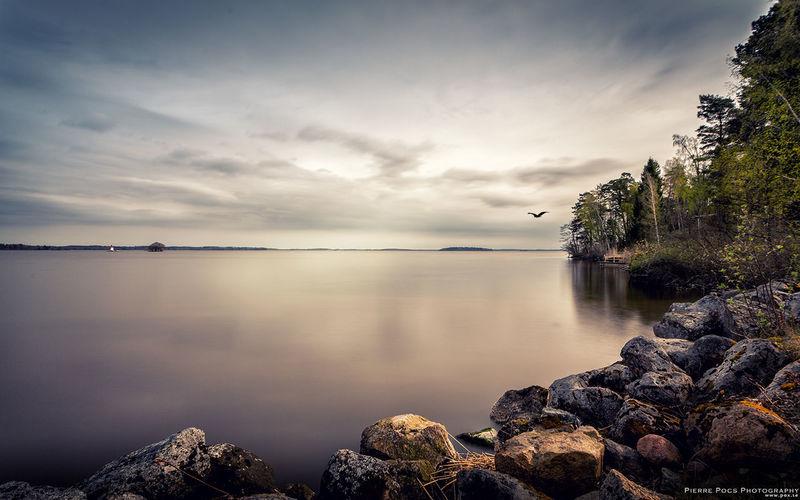 Calm Landscape Landscape_photography
