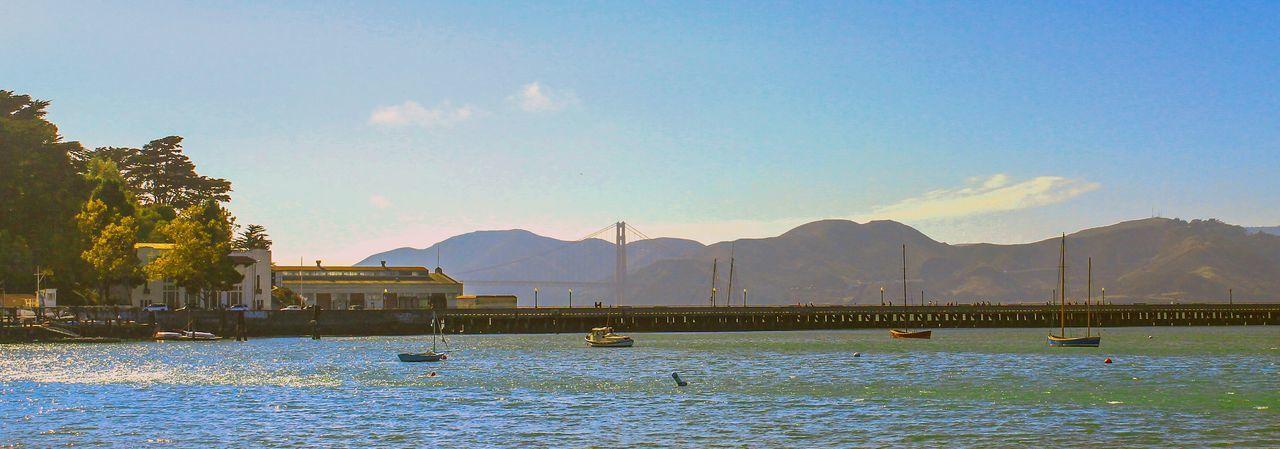 San Francisco has only one drawback - 'tis hard to leave. - Rudyard Kipling Golden Gate Bridge San Francisco California Bay Area