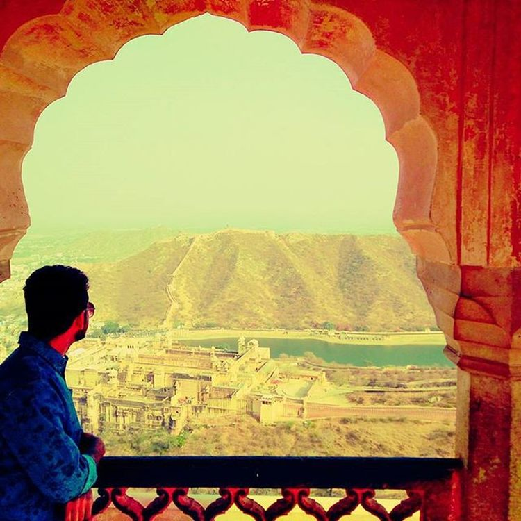 Jaigarhfort Amerfort Jaipur