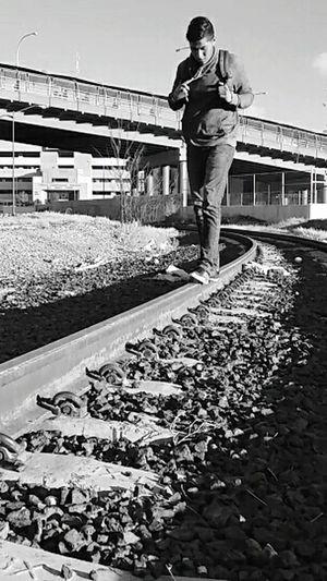 Puente Internacional Cd Juarez El Paso Tx Ferrocarril Siempre Feliz