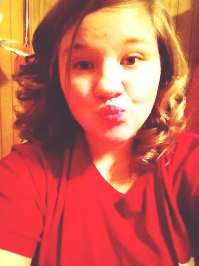 Curly Hair, Dont Care (: