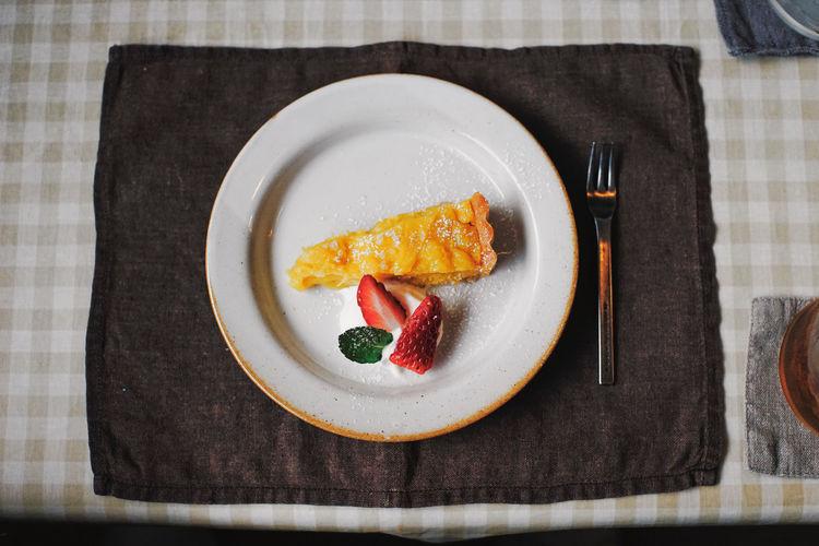 Cake Plate Food