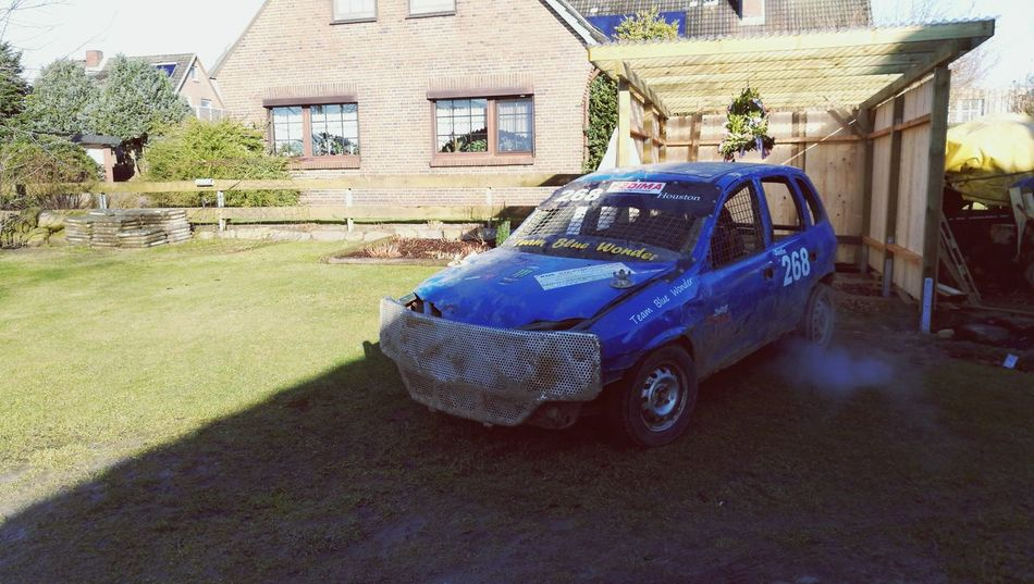 Car Stockcar  Day Tree No People First Eyeem Photo