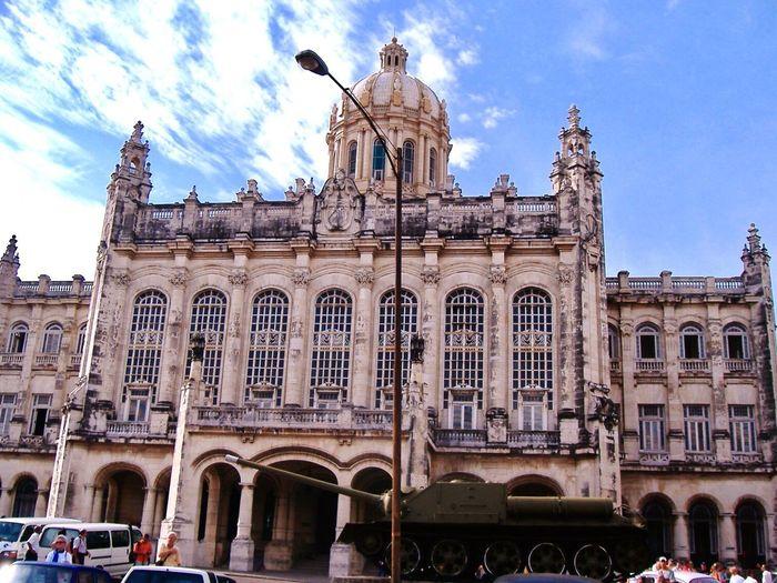 Architecture Travel Destinations Tourism Building Exterior Travel Viajando Traveling Travelling CUBA! Tourist Cuba Havana Cuba La Havana Havana Havanna, Cuba La Habana, Cuba La Habana Habana City Travel Palacio Presidencial