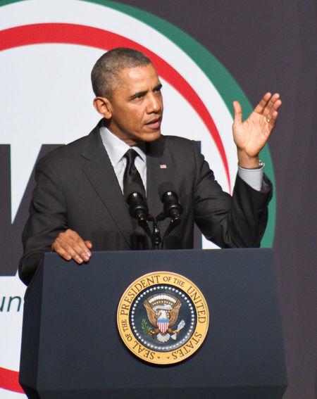 President Barack Obama speech Speaking African American